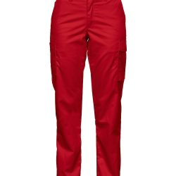 Projob Ladies Waistpants PJ2519 | Red @ Barden Clothing