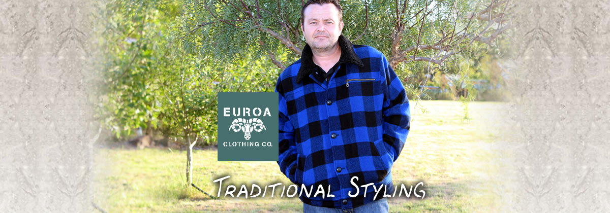 Euroa Clothing Australia @ barden.com.au